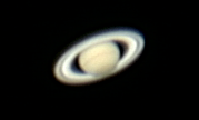 photo of Saturn, by James Mace